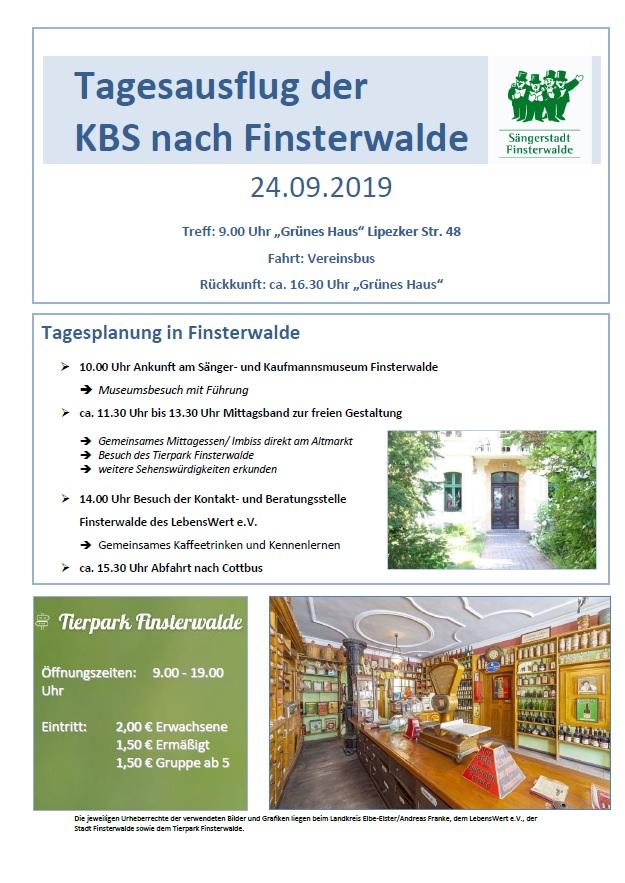 Informationen zum Ausflug
