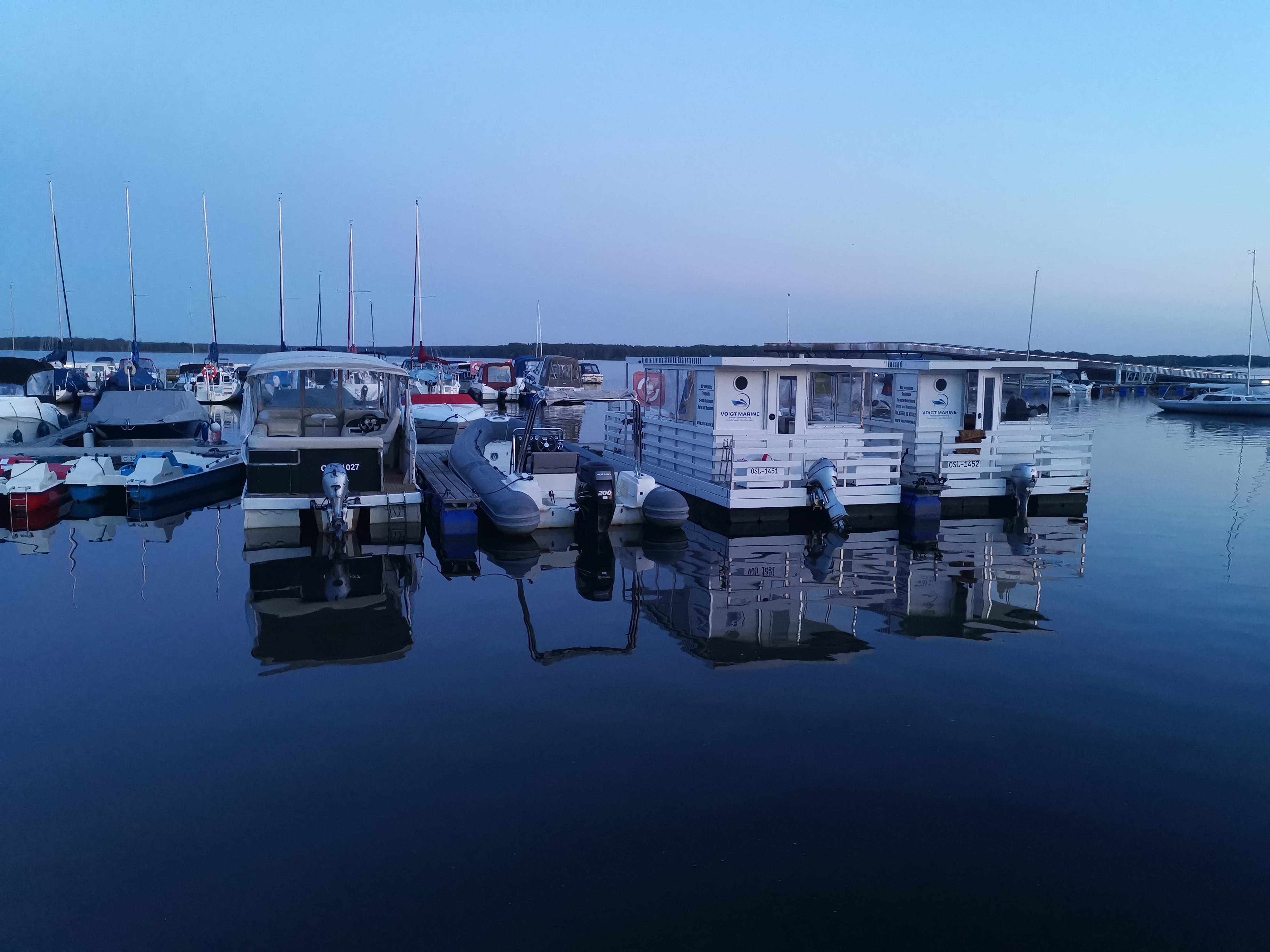 Hafen Senftenberger See